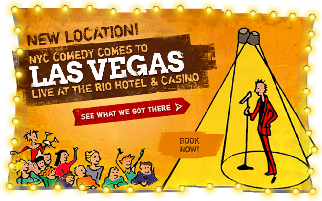 Las Vegas - Book Now