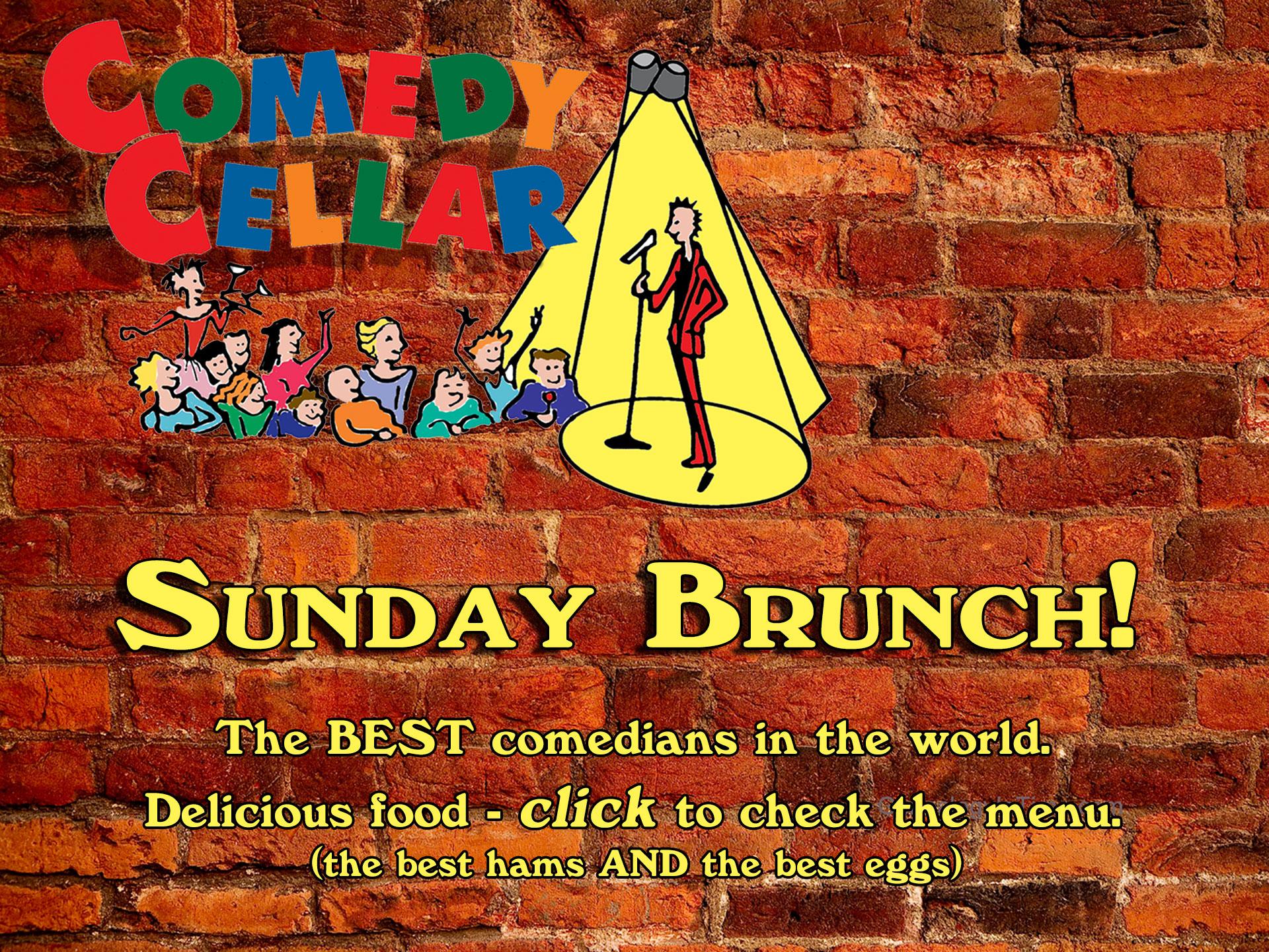 comedy-brunch